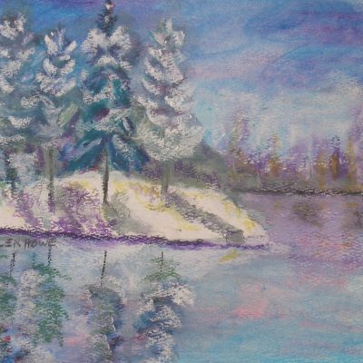 At Waters Edge, Winter